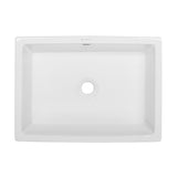 "Voltaire 19.5"" Square Vessel Bathroom Sink"