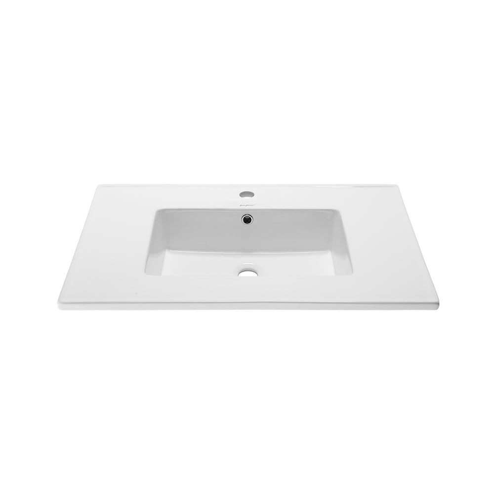 Voltaire 31 Vanity Top Bathroom Sink Swiss Madison Well Made Forever