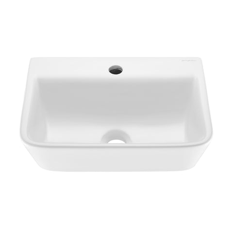 "St. Tropez 17.5"" Rectangle Wall-Mount Bathroom Sink"
