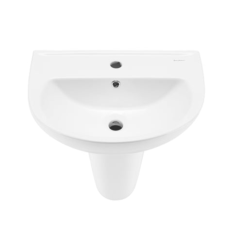 "Caché 21"" Wall-Mount Bathroom Sink"