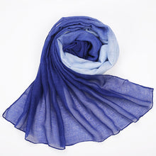 Blue Ombre Hijab