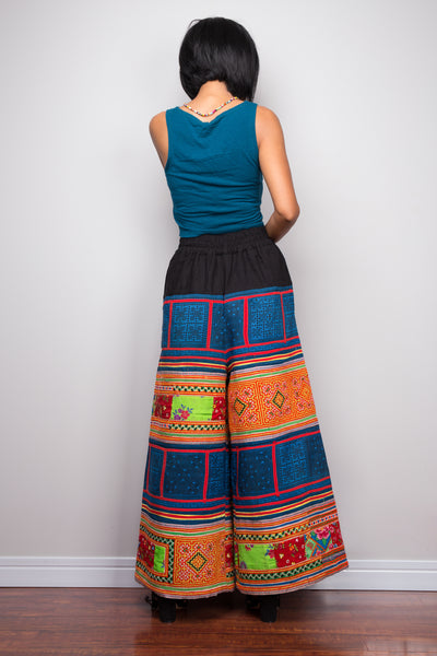 Hill tribe pants