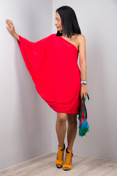 Long grey maxi dress.  Purchase kaftan dress online from Nuichan