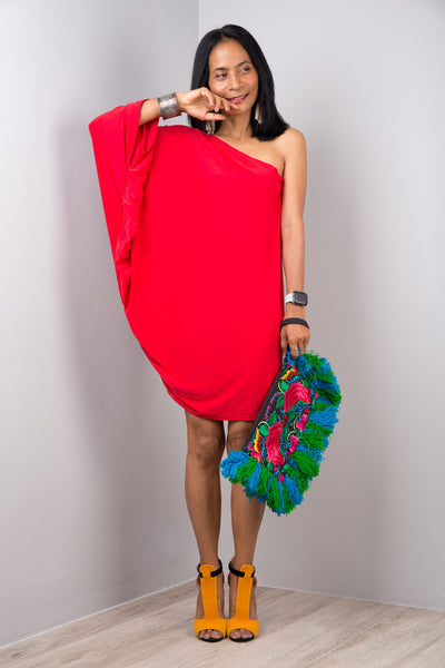 Buy elegant grey evening dress online.  Grey kaftan dress by Nuichan