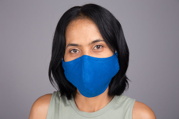 Buy Cotton Face Mask online | Cloth Mask | 3 layer cotton mask