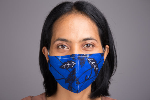 Buy Colourful Face Masks online | Mask with filter pocket | 3 layer mask
