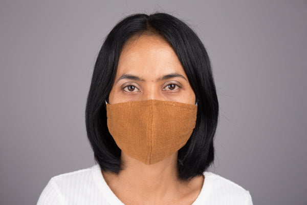 Buy Cotton Face Mask online | Fabric Mask with filter holder