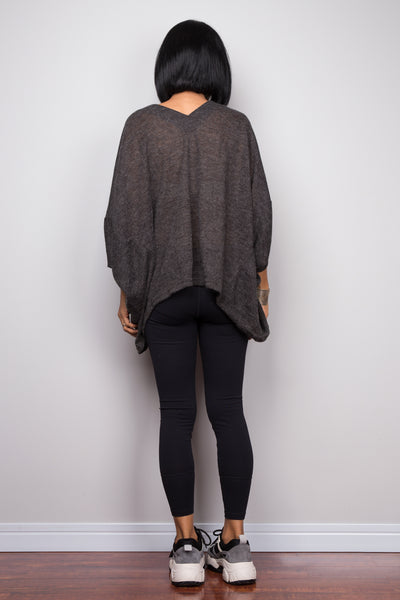 Sweater, Pullover Kaftan top
