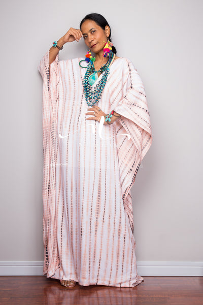 Shop Tie dye kimono dress online.  Nuichan offers vast variety of tie dye kaftan dresses