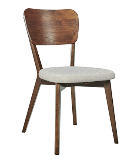 Osaka veneer back dining chair