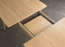 Load image into Gallery viewer, Stockholm extension table oak