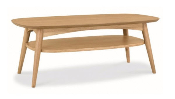 Stockholm coffee table natural