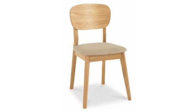 Stockholm panel dining chair