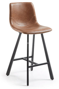 Barcelona Bar Stool Tan