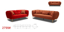 Load image into Gallery viewer, Camelot 2.5 seat sofa