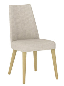 Ilva upholstered dining chair
