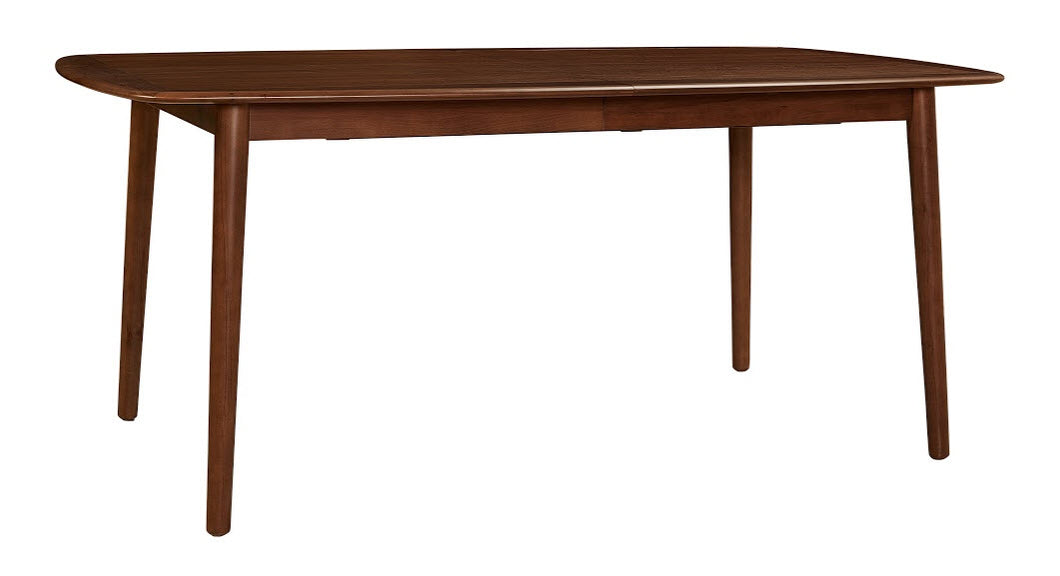 Kyoto extension dining table large walnut