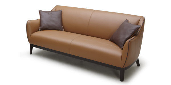Metro 3 Seat Sofa Leather