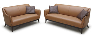 Metro 2 Seat Sofa Leather