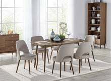 Load image into Gallery viewer, Osaka 7 Piece Dining Suite