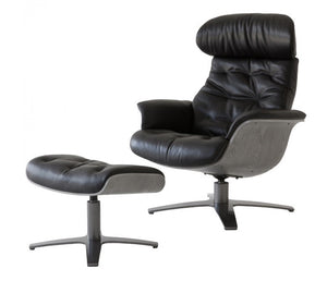 I-Recliner and ottoman