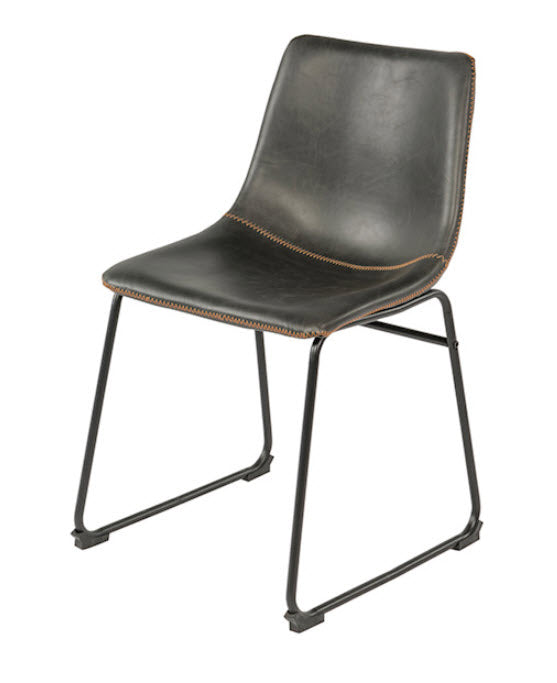 Vintage Dining Chair Black