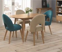 Load image into Gallery viewer, Stockholm 4 seat dining table