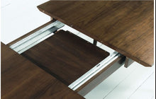 Load image into Gallery viewer, Stockholm extension dining table walnut