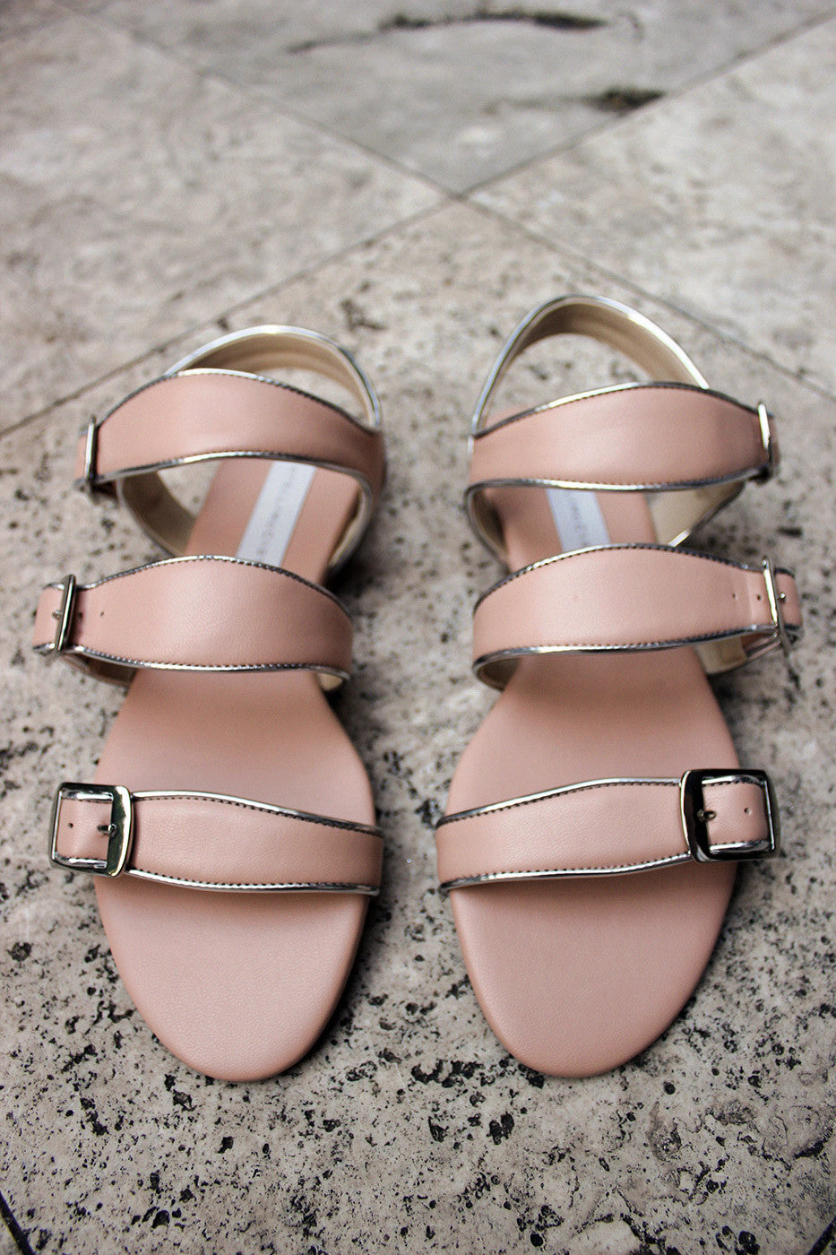 Vintage Stella McCartney Pink Strap Sandals