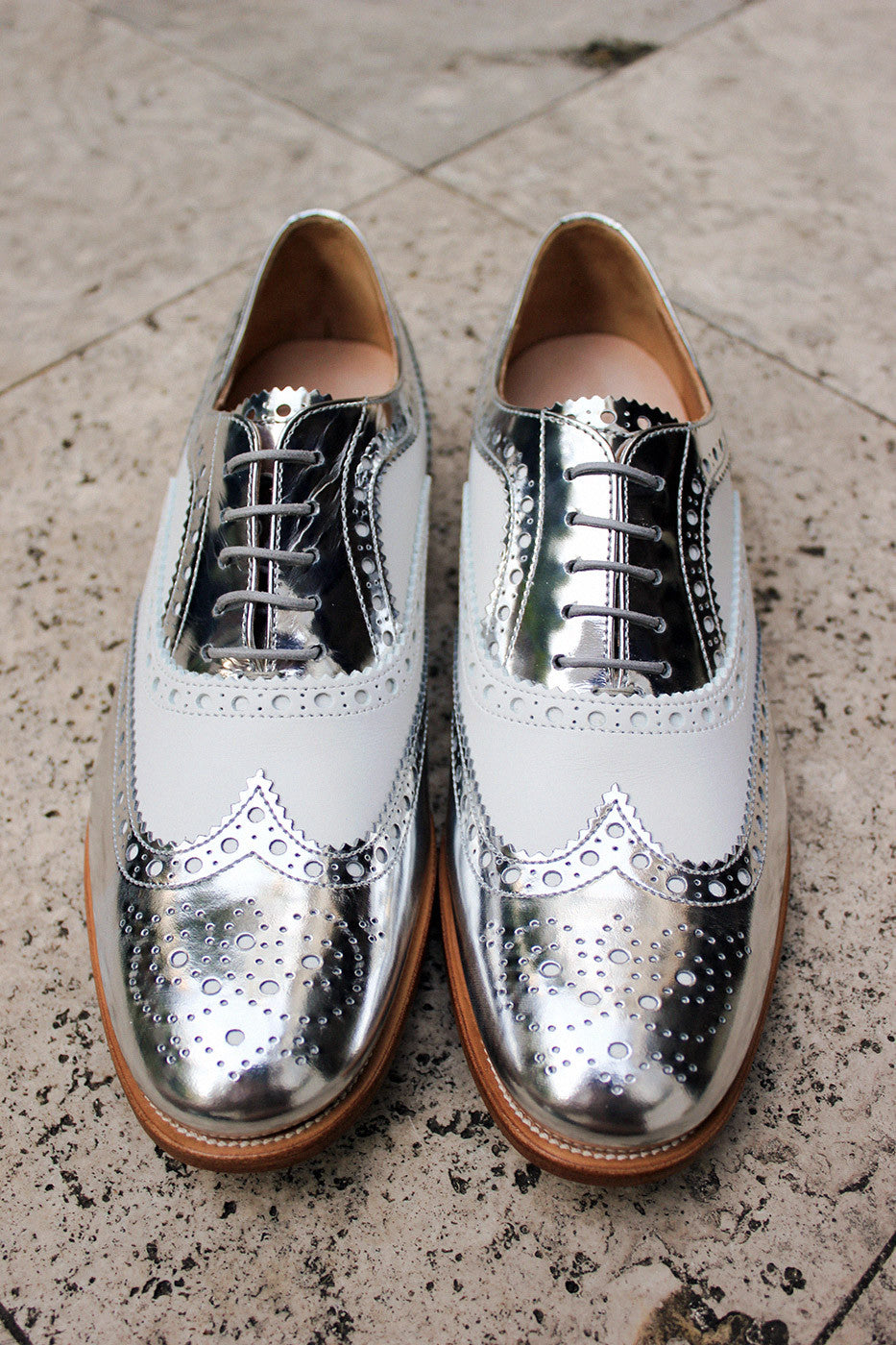 Vintage Church's Burwood Brogue