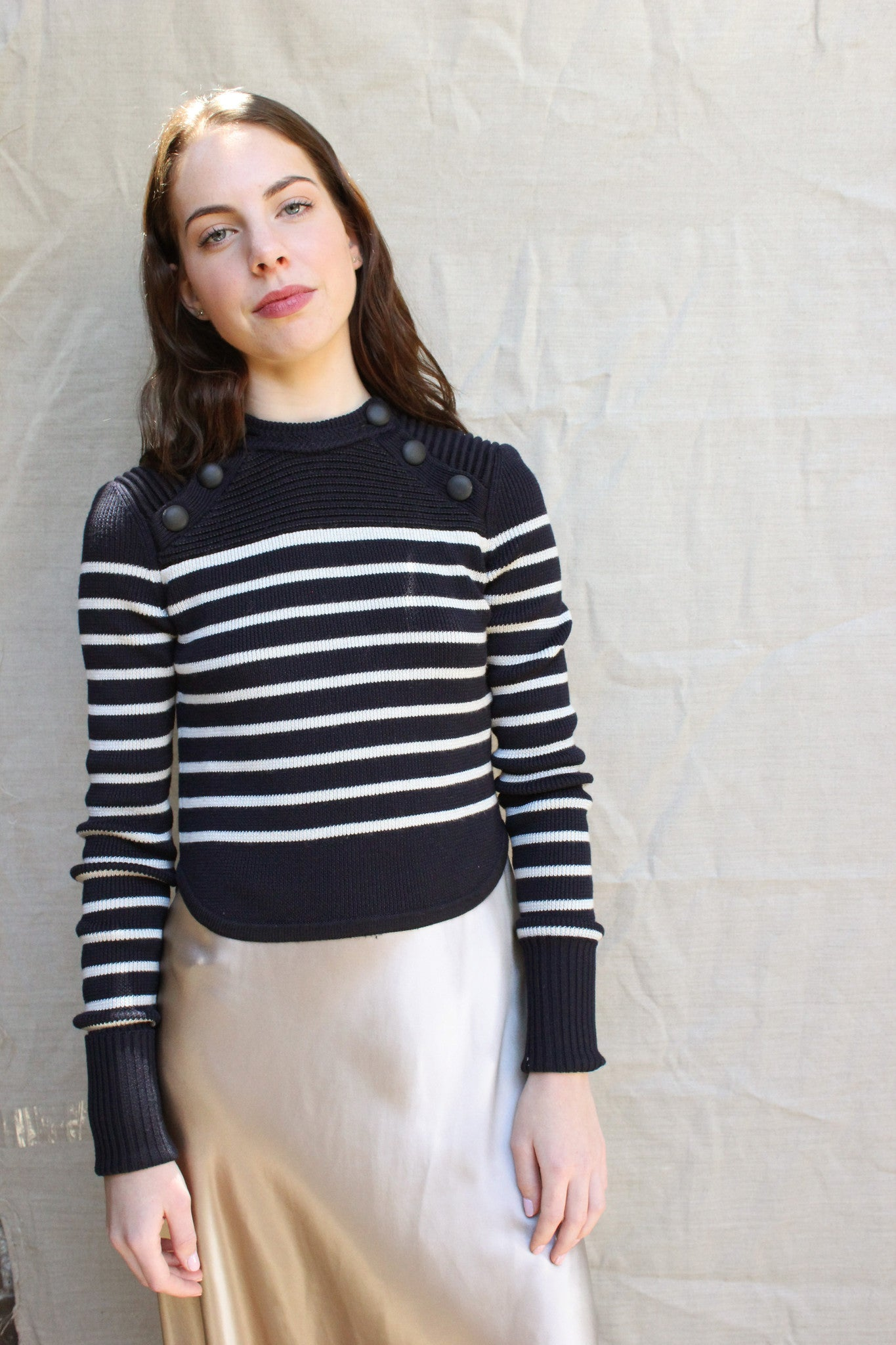 Pre-loved Isabel Marant Striped Sweater