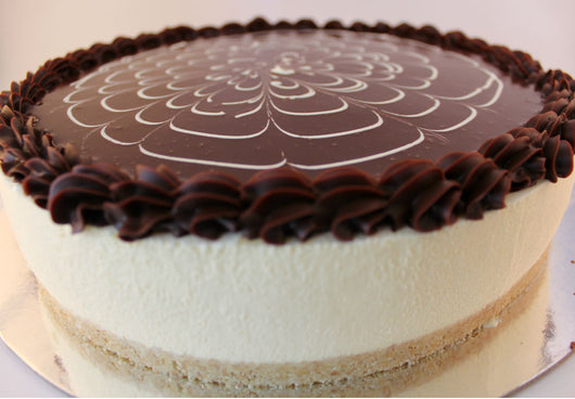 Marble Chocolate Cheesecake