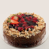 Berry & Almond Cake