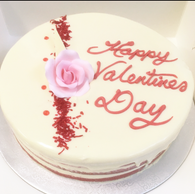 Valentine Glazed Red Velvet