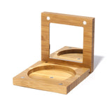 Bamboo Square Powder Compact