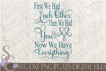 New Baby SVG Bundle, Religious Digital File, SVG, DXF, EPS, Png, Jpg, Cricut, Silhouette, Print File