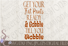 Thanksgiving SVG Bundle, 8 Digital File, SVG, DXF, EPS, Png, Jpg, Cricut, Silhouette, Print File