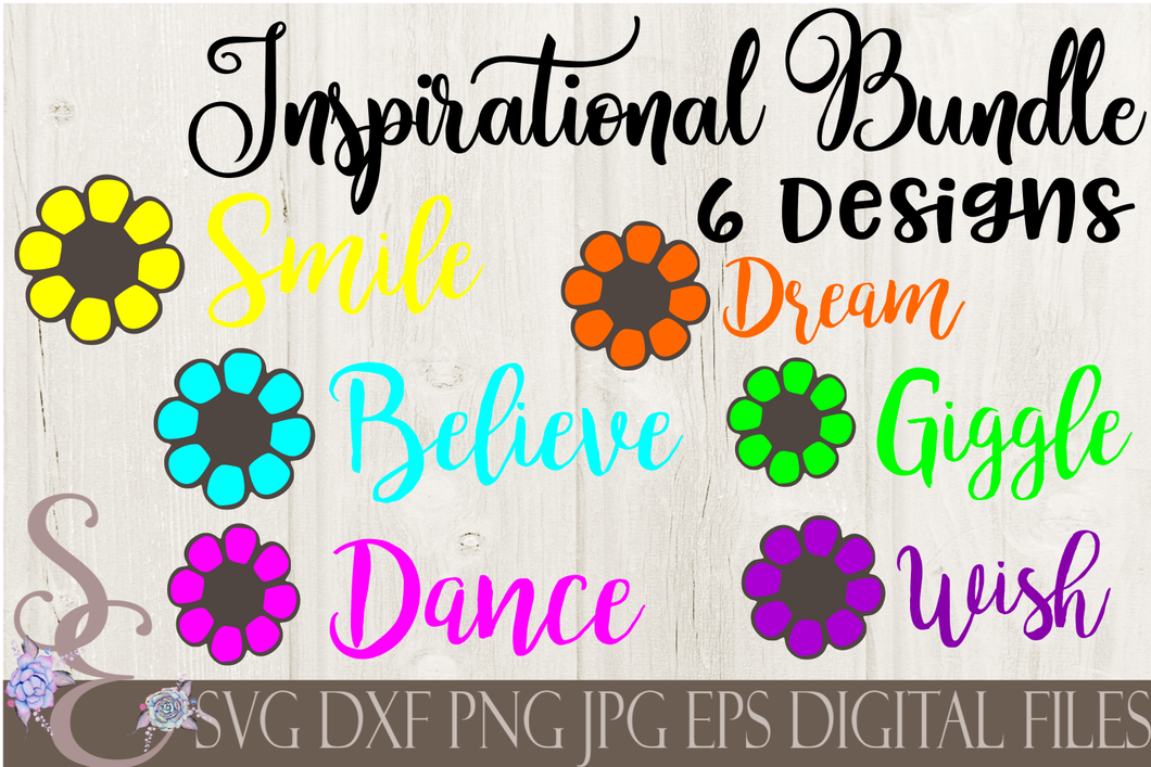 Kid Inspirational SVG Bundle, Digital File, SVG, DXF, EPS, Png, Jpg, Cricut, Silhouette, Print File