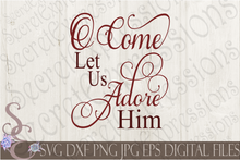 Religious Christmas Bundle SVG, 8 Digital File, SVG, DXF, EPS, Png, Jpg, Cricut, Silhouette, Print File