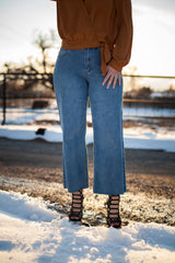 The Willa Cropped Jeans