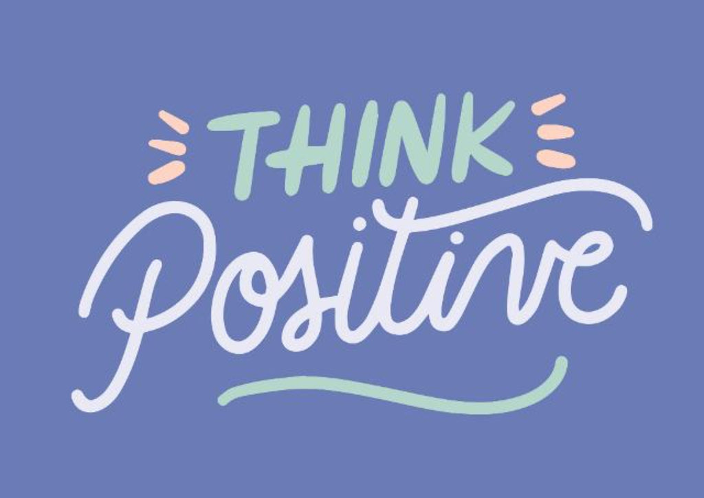 Think Positive - CardCraft