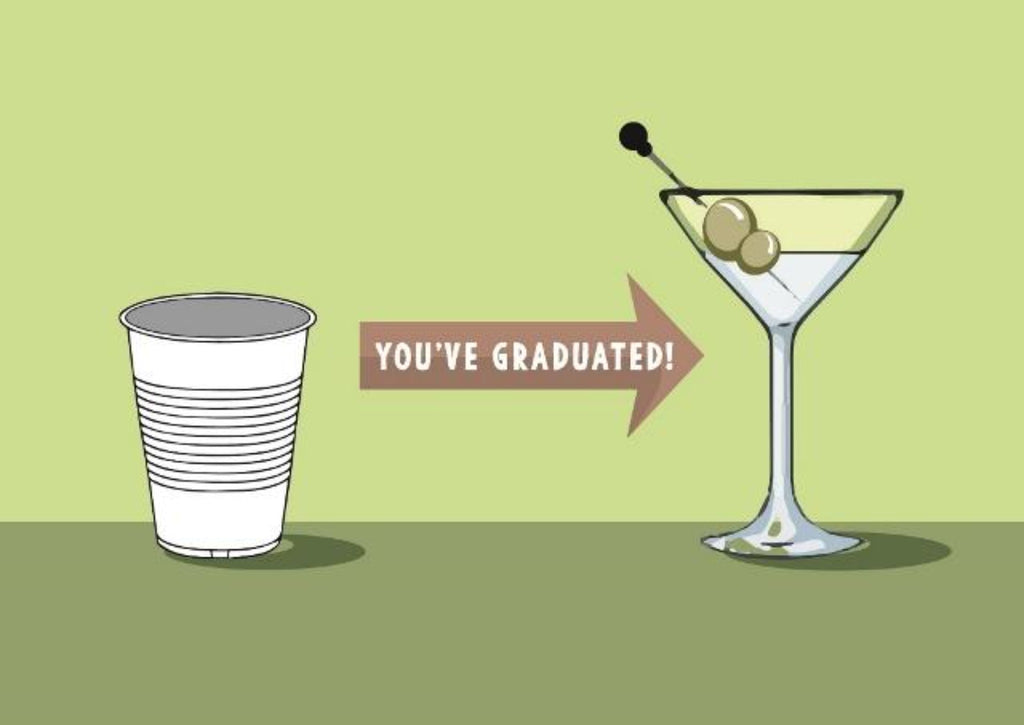You've Graduated! - CardCraft
