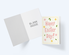 Happy Easter Day Card:  Cute Easter Greeting Cards