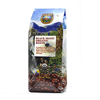 Black Magic Organic Blend