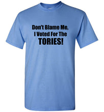 Don't Blame Tories
