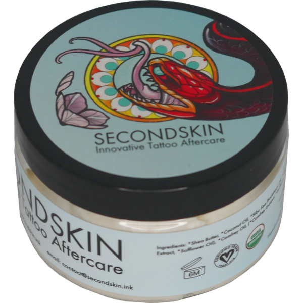 SecondSkin Tattoo Cream