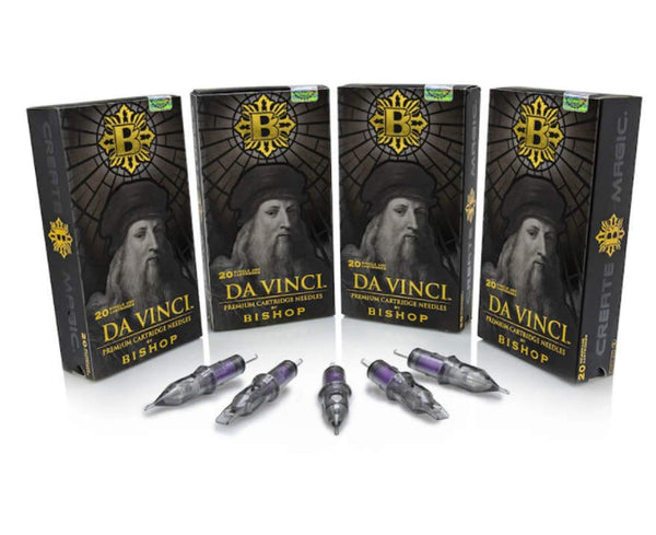 Da Vinci V2 Curved Magnums