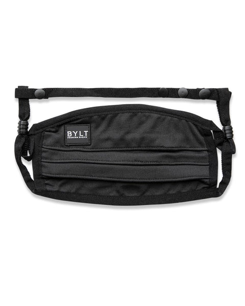 BYLT Reusable Mask - Black