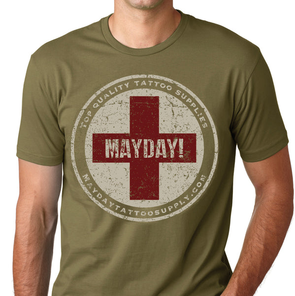 Mayday Tattoo Supply T-Shirt