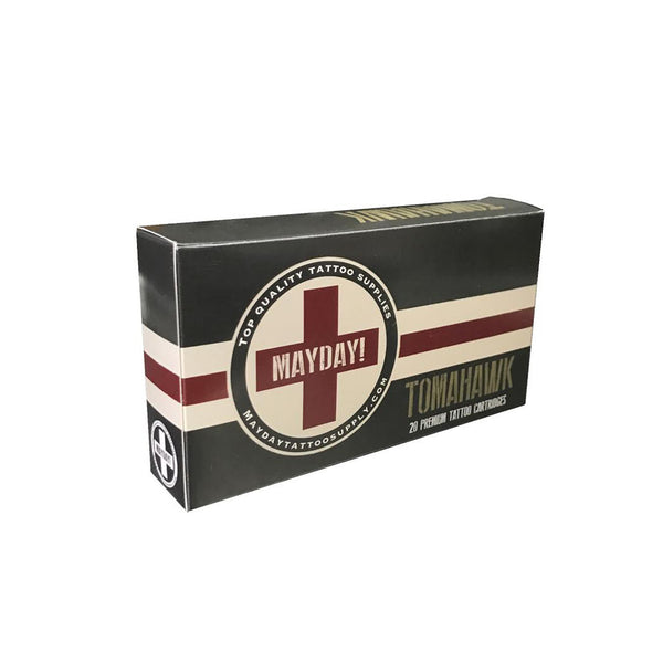 TOMAHAWK Cartridges - Curved Magnums